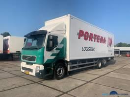 bakwagen vrachtwagen > 7.5 t Volvo FE S 320 6X2R 2008