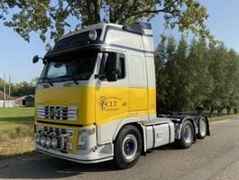 standaard trekker Volvo FH16.660, 6x2, 10 tires, big axle, globe XL 2007