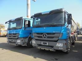 kipper vrachtwagen > 7.5 t Mercedes Benz 2 X 1944 LS + MEILLER 2011