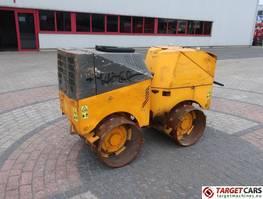 overige walsen Ammann rammax 1510-CI Trench 85cm Compactor Roller 2012