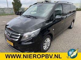 minivan - personenbus Mercedes-Benz Vito VITO TOURER 116cdi 9 persoons airco automaat navi 2015