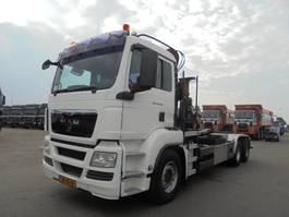 containersysteem vrachtwagen MAN TGS 26-360 6X2-4 BL 2008