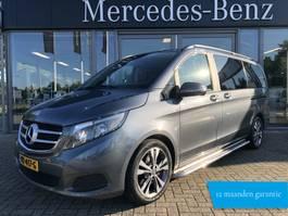 gesloten bestelwagen Mercedes Benz V-Klasse V-klasse 250d BlueTEC 191 PK L2 Dubbele Cabine GB EUR 6 | Automaat, Navi... 2014