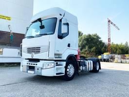 standaard trekker Renault Premium 430 DXi EEV - ADR - 2 units 2011