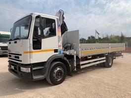 platform vrachtwagen Iveco Eurocargo 130E18 1994