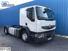 standaard trekker Renault Premium 450 Dxi Manual, Retarder, Airco, Hydraulic, Car transporter, euro 4 2008