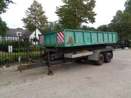overige containers 2000kg Containersysteem