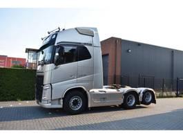 chassis cabine vrachtwagen Volvo 540 2016