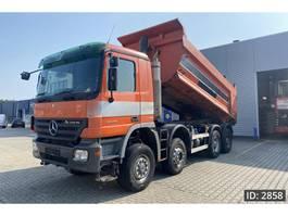 kipper vrachtwagen > 7.5 t Mercedes Benz Actros 4146 Day Cab, Euro 5, ,Full Steel,  EPS, 3 pedals, 8X6 2007