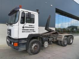 containersysteem vrachtwagen MAN 33.322 6X4 1992
