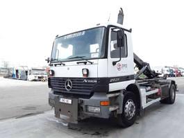 containersysteem vrachtwagen Mercedes Benz Actros 2031 Lames/steel 2002