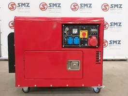 overige bouwmachine Stroomgroep diesel 230/380V 5KW