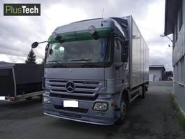 bakwagen vrachtwagen > 7.5 t Mercedes-Benz Actros 1832 2007