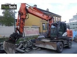 wielgraafmachine Hitachi ZX 140W-5B 2014