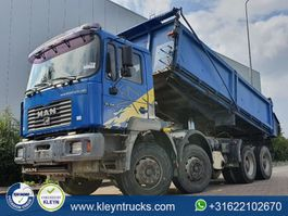 kipper vrachtwagen > 7.5 t MAN 35.410 F2000 8x4 steel tipper 1999