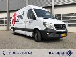 gesloten bestelwagen Mercedes Benz Sprinter 313 2.2 CDI / DPD / L4 H2 / APK TUV 2016