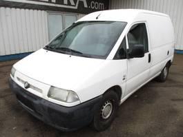 gesloten bestelwagen Fiat Scudo 220 L , 1.9 D 2003