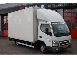 bakwagen vrachtwagen > 7.5 t Mitsubishi Canter Webasto 3.0 L Bakwagen met klep d'Hollandia 2006