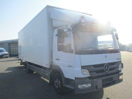 bakwagen vrachtwagen > 7.5 t Mercedes Benz MERCEDES-BENZ Atego 1224 LNR