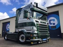 standaard trekker Scania R450 LA4X2MNB Highline Euro 6 SCR-Only RETARDER - HYDRAULIC   NL-Truck!! 2016