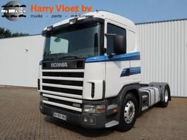 standaard trekker Scania R 124 420 1999
