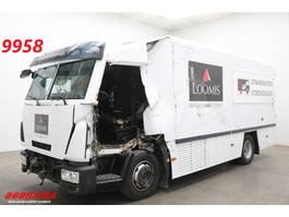 geldtransporter truck Iveco Eurocargo TECNOVE Security Panzer Geldtransport Laadklep 2018