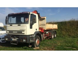 containersysteem vrachtwagen Iveco 260E30 1994