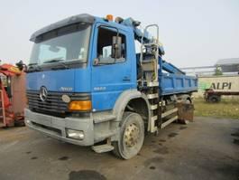 kipper vrachtwagen > 7.5 t Mercedes-Benz - 1823 4x4 2000