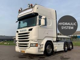 standaard trekker Scania R520 6x2 2900mm hydr 2015