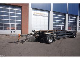 container chassis aanhanger Meiller MK 18 ZL 5.4 2013