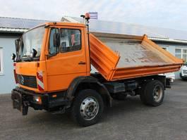 kipper vrachtwagen > 7.5 t Mercedes-Benz DB 917 AK 4x4 Meiller Kipper Orig.137tkm! 1Hand