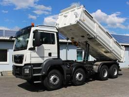 kipper vrachtwagen > 7.5 t MAN TGS 35.460 8x4 Meiller Kipper Mietkauf möglich 2019
