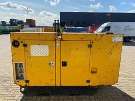 generator John Deere Mecc Alte Spa 63 kVA Silent generatorset 2004