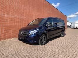 gesloten bestelwagen Mercedes-Benz Vito 114 CDI Lang GB 9G-Tronic Automaat 2020
