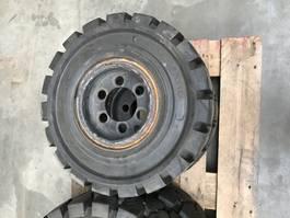 banden equipment onderdeel Overige 21x8-9 volrubber band