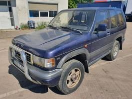 suv wagen Opel MONTEREY - 4x4 UBS25DM 1996