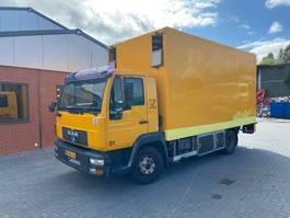 bakwagen vrachtwagen MAN TGL 12 12.180 2003