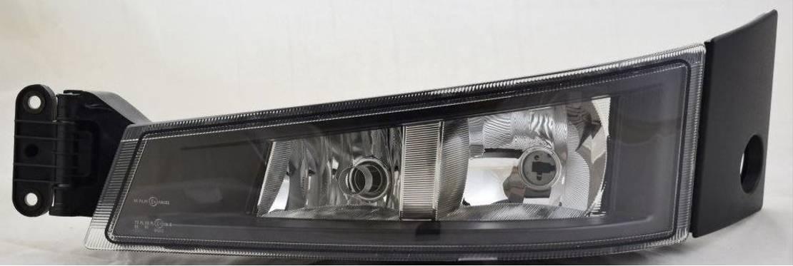 Koplamp vrachtwagen onderdeel Volvo 21221157 FH4 MISTLAMP DUBBEL RECHTS FH16 LOOK/   21221158 VOLVO FH4 MISTLAMP DUBBEL LINKS FH16 LOOK