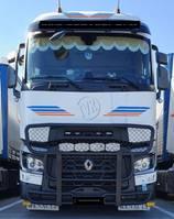 bullbar vrachtwagen onderdeel Renault Bullbar T-RANGE Painted