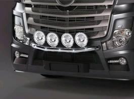 Overig vrachtwagen onderdeel Mercedes-Benz ACTROS MP4 Grill bracket with 5 LED 4 lamp holders