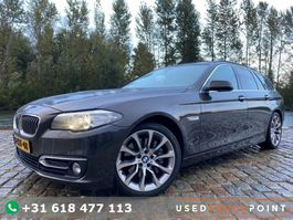 stationwagen BMW 5 Serie 525D Touring / High Executive / Comfort Stoelen / Pano-Dak / Harman Kardon 2014