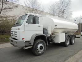 tankwagen vrachtwagen MAN 31.310 6X4 2009