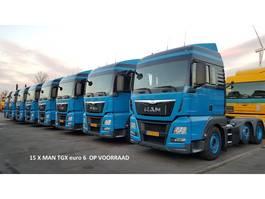 standaard trekker MAN TGX 26 440 EURO 6 2014
