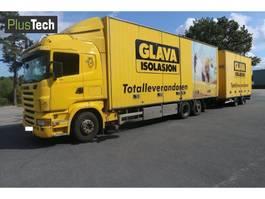 bakwagen vrachtwagen > 7.5 t Scania R420 2006