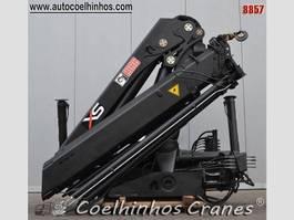 autolaadkraan Hiab 288 XS / EP 3-CLX