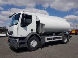 tankwagen vrachtwagen Renault PREMIUM 280dxi.19 + MAGYAR 13500 liters 2012