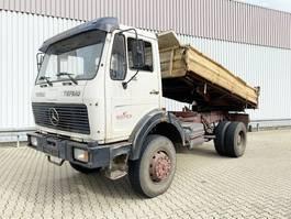 kipper vrachtwagen > 7.5 t Mercedes-Benz 1928 AK 4x4 1928 AK 4x4, V8-Motor Dachluke 1982