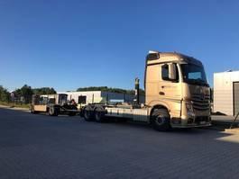 containersysteem vrachtwagen Mercedes-Benz Actros 2645 2018