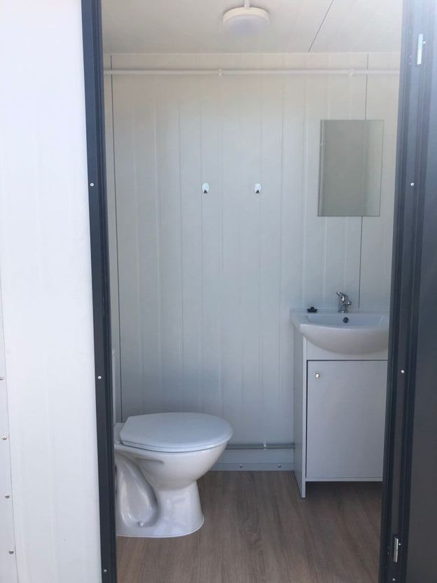 sanitaircontainer Diversen WC + URINOIR 2020