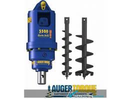 boorinstallatie Auger Torque 3500 Max 2020